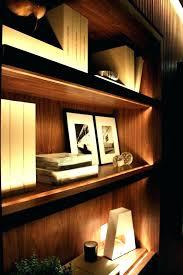 bookshelf lighting. Led Bookcase Lighting Bookshelf Ideas Over Lights Cool Kitchen Cabinet H