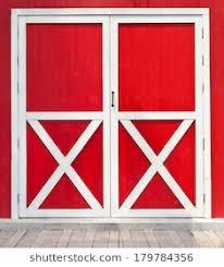 red barn doors. Old Barn Red Doors N