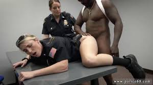 Hot anal threesome with slutty cops