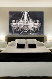 ... Wall Art, Bedroom Canvas Art Wall Art Ideas For Master Bedroom Amazing  Crystal Chandelier Painting ...