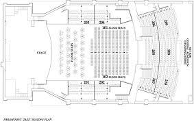 17 Punctilious Northridge Performing Arts Center Seating Chart