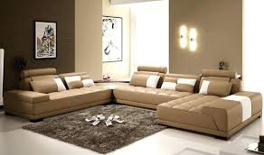 light brown area rugs how to brighten up your beige living room walls excellent image of