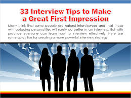 home career solvers career solvers 33 interview tips
