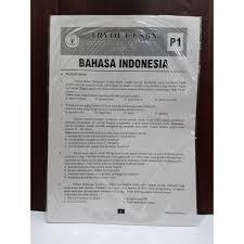 Oleh admindiposting pada 6 januari 20216 januari 2021. Tryout Usbn Sd Mi 2019 2020 Paket 1 2 3 Ljk Kunci Jawaban Shopee Indonesia