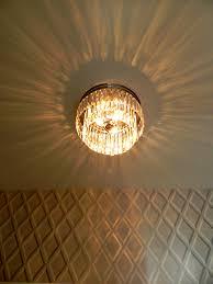 e inspiring low profile closet light fiture