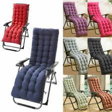 garden recliner relaxer chair cushion