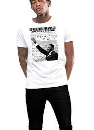 Martin Luther King Shirt Design Martin Luther King Jr T Shirt Black History Month Freedom Fighter