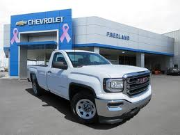 Search used GMC Sierra 1500 Vehicles at Freeland Chevrolet ...