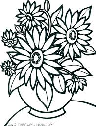 summer flowers coloring pages printable flowers to color flower color pages flower coloring pages coloring flower