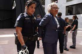 Rep. Joyce Beatty Detained by Capitol ...