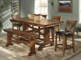 Kitchen Chairs  Perfect Ideas Solid Wood Dining Table And Chairs - Solid wood dining room tables