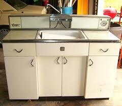vintage metal kitchen cabinets with sink corner base kitchen