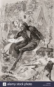 characters in david copperfield online exhibition charles dickens  david copperfield by charles dickens illustration of mr murdstone illustration by harry furniss for the charles