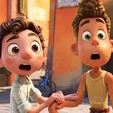 Disney and Pixar's Luca - Jump | Disney and Pixar's Luca | Disney+ |  Facebook