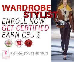 Fashion Stylist Certified Wardrobe Stylist Course Fashion Stylist Institute