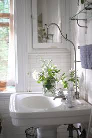 Zimmerpflanzen Im Bad Badezimmer Trend Waschbecken Retro