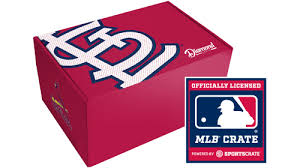 St. Louis Cardinals Diamond Crate from Sports Crate