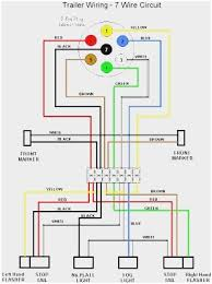 trailer lights wiring diagram 7 pin inspirational wiring diagram related post