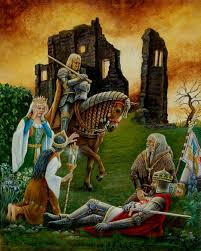 a literary ysis of the arthurian legend king arthur of camelot