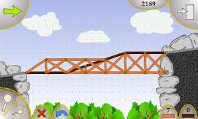 Wooden Bridge Game edbaSoftware Wood Bridges Solutions 10