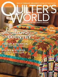 54 best Quilter's World Magazine images on Pinterest | Animal ... & Quilter's World Magazine - Buy, Subscribe, Download and Read Quilter's  World on your iPad Adamdwight.com