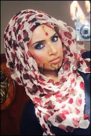 m h style hijab i want to wear it like that