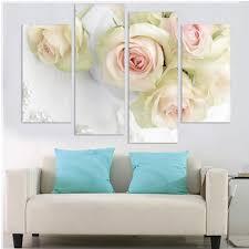 Wall Art Designs For Living Room Online Get Cheap Flower Art Design Aliexpresscom Alibaba Group