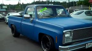 1980 CHEVY C10 SHORTY SOLD!! - YouTube