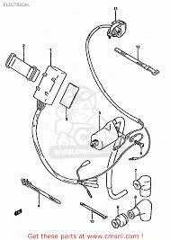 Suzuki rm 250 ignition wiring diagram
