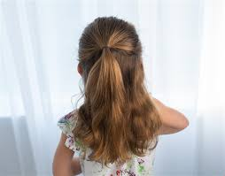Children Hairstyles 6 Wonderful Easy Hairstyles For Girls That You Can Create In Minutes
