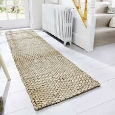 weybridge handmade blue indoor outdoor area rug lovely dunelm chunky jute runner