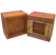 treasure secret puzzle box