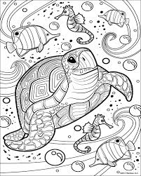 Help him keep his cool by adding some vibrant colors to this tropical setting. Coloring Pages For Kids Sea Life Cute Coloring Pages Mermaid Coloring Pages Summer Coloring Pages