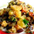 Салаты с грибами помидорами и картофелем