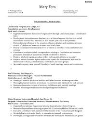 Best Resume For Executive Assistant Template Secretary Resume Executive Administrative Assistant 5