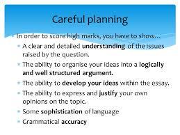 blocked week discursive essay writing skills planning an essay 3