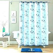 bathroom curtain rug sets shower curtains and bath mats 3 set decor medium size of