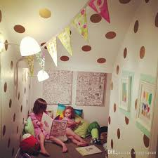 polka dot wall stickers for kids room vinyl removable wall decals children nursery decor home decoration wall art eco friendly create wall stickers custom