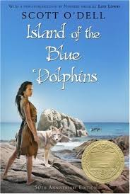 island of the blue dolphins by scott o dell teen book review of island of the blue dolphins by scott o dell