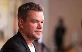 Matt Damon says he has never used ...