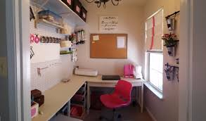 walk in closet office. My Craft Room Is The Size Of A Closet, Well Literally It Was Walk In Closet Office O
