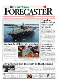the forecaster portland edition by the the forecaster portland edition 27 2013