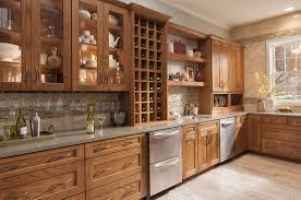 American Woodmark Reading Oak Tawny Mydesign In 2019 Kitchen