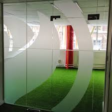 frosted vinyl window displays are a superb addition to your front or business not only they look professional they also add privacy