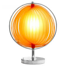 office lamp. Kendall-Office-Lamp-Bedside-or-Side-Lamp-Orange- Office Lamp