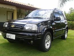 Chevrolet tracker 4x4 pictures & photos, information of ...
