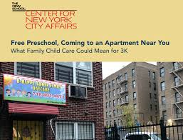 Free Day Care Free Preschool Coming To An Apartment Near You Center For