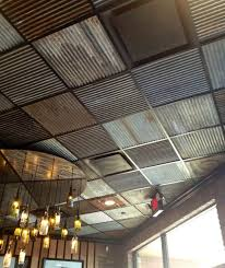 marvelous corrugated tin ceiling 1 corrugated metal ceiling tiles drop