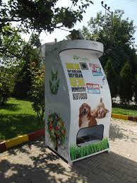 Dog Vending Machine Fascinating In Istanbul Stray Dogs Get Their Food From Vending Machines