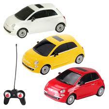 Автомодель <b>MZ Fiat</b> 500 на радиоуправлении 1:18 ассортимент ...